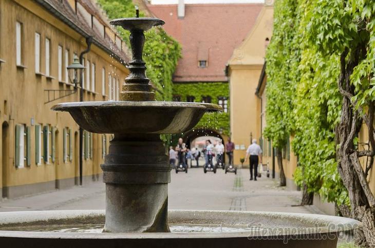 В Германии можно арендовать отличное жилье всего за 88 центов в год, но с одним условием...