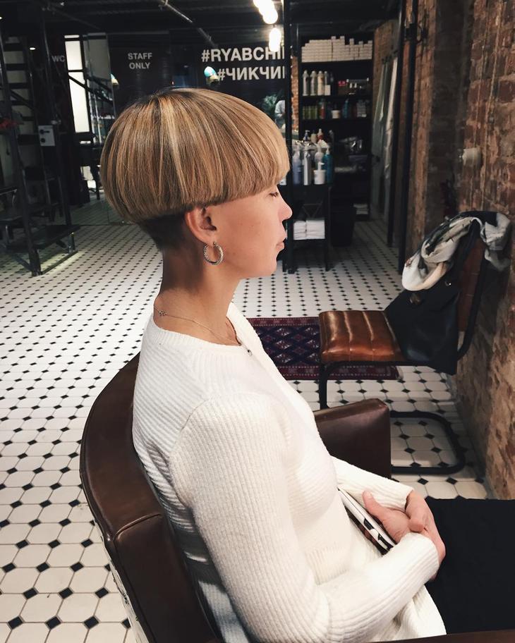 стрижки после 40 лет на разную длину волос фото 4