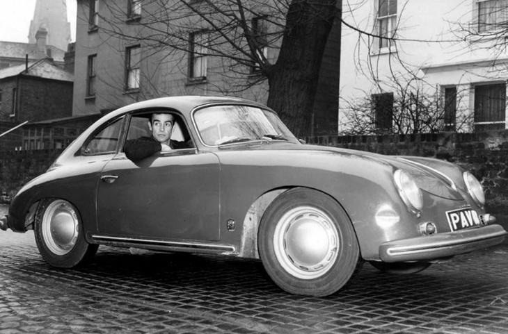 1964 год: Porsche 356