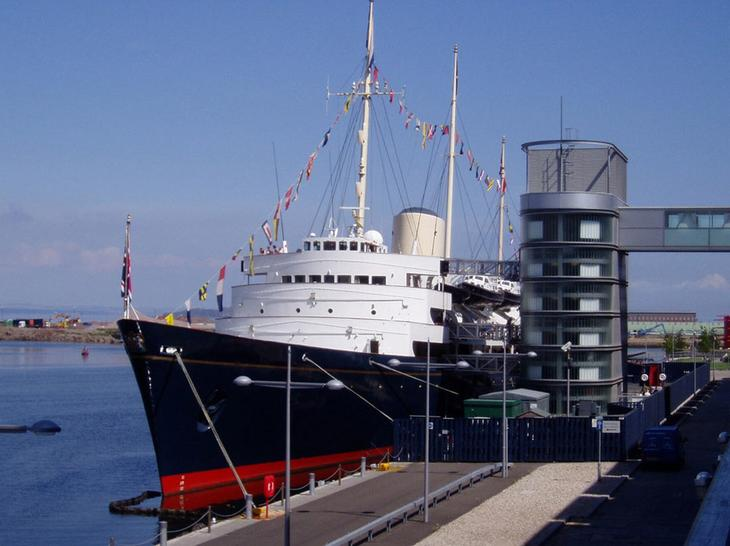 Королевская яхта Британия (Royal Yacht Britannia)