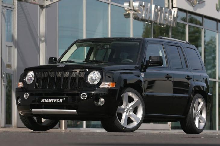 1. Jeep Patriot. испытания, краш-тесты
