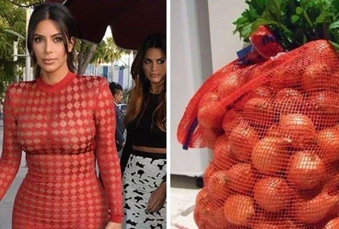 Сходство этих фотографий невероятное!