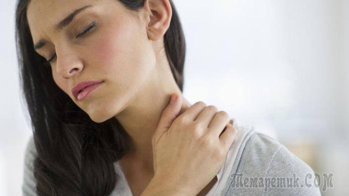 Всд и шейный остеохондроз: симптомы, причины и лечение