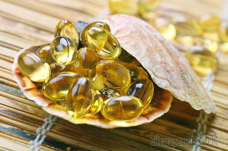 Польза рыбьего жира в капсулах – топ 11
