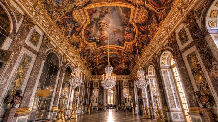 Версаль, Франция  виды, города, история, факты, фото