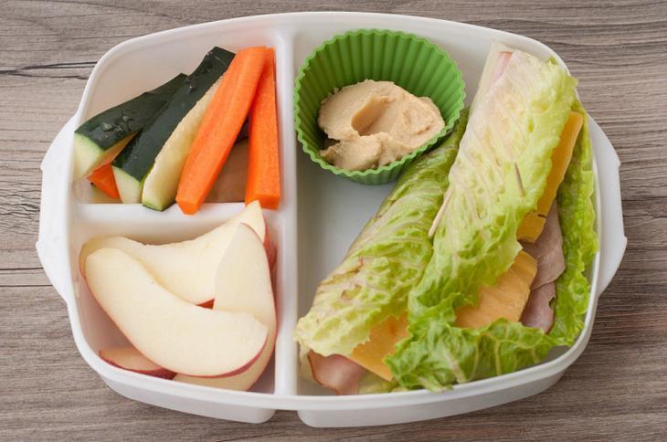 Чем перекусить на диете: полезные и низкокалорийные перекусы?