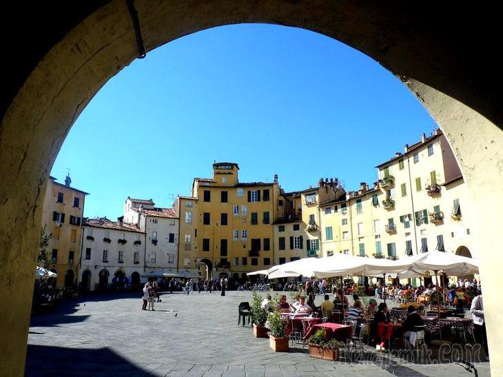 Верона – один из самых романтических городов мира