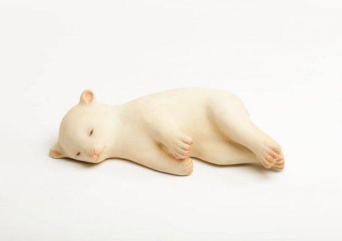 Сказочные существа японского художника Ёсимасы Цутии
