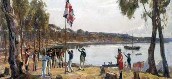 11. Залив Ботани-Бэй оказался не так хорош австралия, история, колонизация, факт