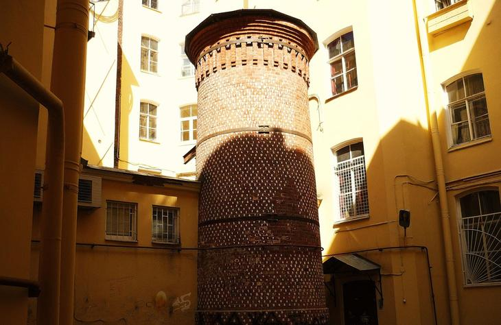 Тайна башни Грифонов башня, мистика, санкт-петербург, тайна
