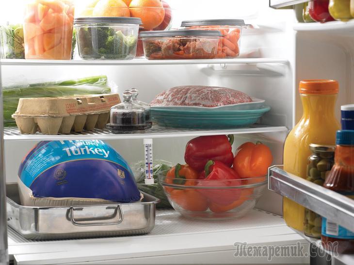 25 неожиданных фактов о том, как можно хранить современные продукты