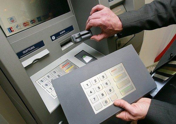 Сбербанк предупредил об опасности пользования банкоматами