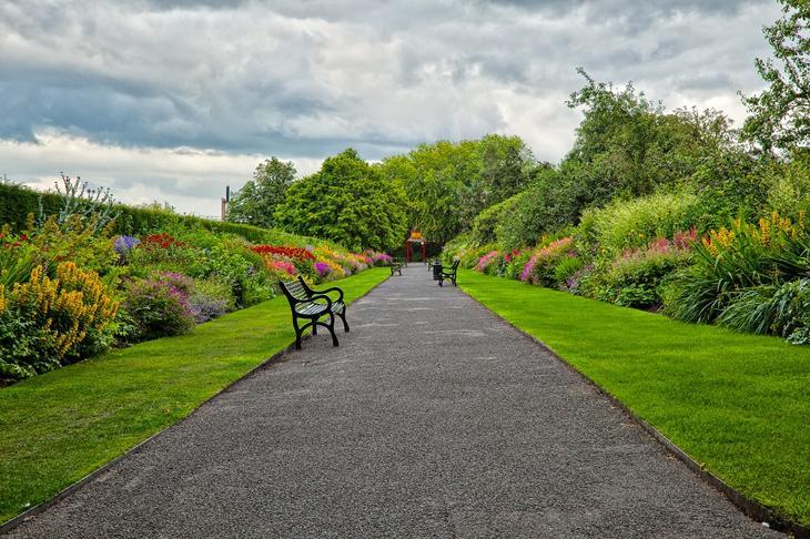 Ботанический сад Белфаса