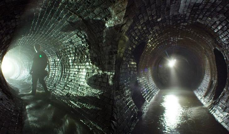 Лондонское подземелье история, лабиринт, факты, фото