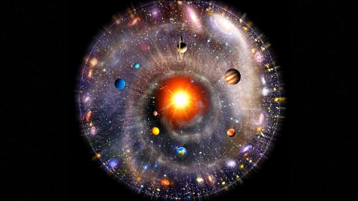 Карта вселенной. Научные сенсации - YouTube