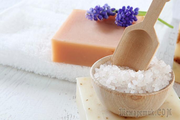 Ванна с содой и солью для похудения Ванна с содой и солью для похудения