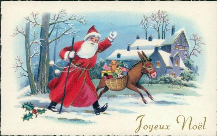 Вайнахтсман (Германия) дед мороз, новый год.рождество, санта клаус
