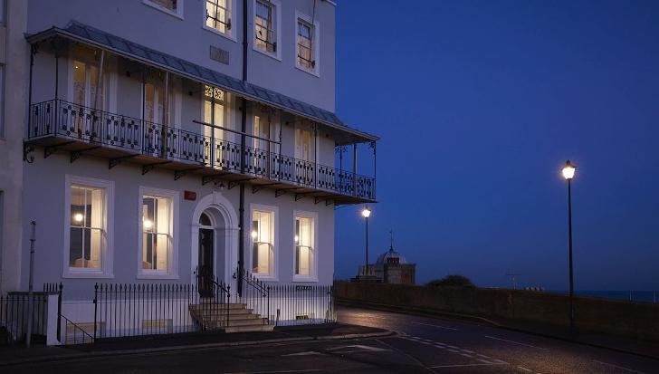 Очаровательный английский отель в графстве Кент
