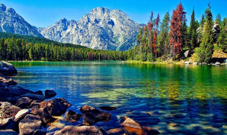 Глубочайшие озера мира