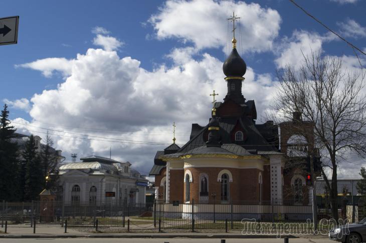 Прогулка по Александрову