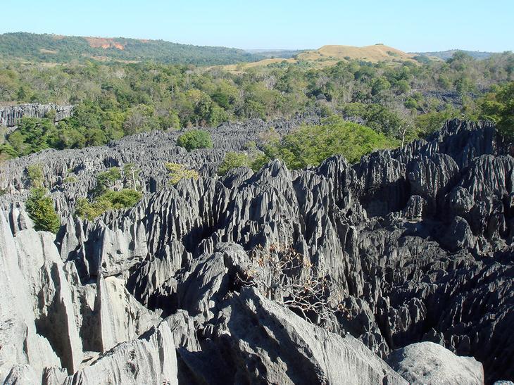 Национальный парк Цинги-де-Бемараха