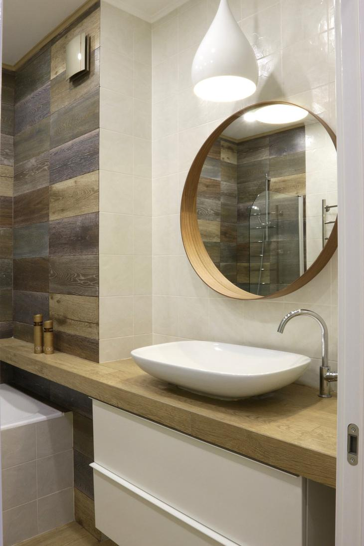 Фотография: Ванная в стиле Современный, Квартира, Проект недели, Химки, SPACE4LIFE – фото на InMyRoom.ru
