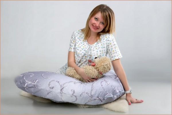 fullsize Как сшить подушку для беременных своими руками