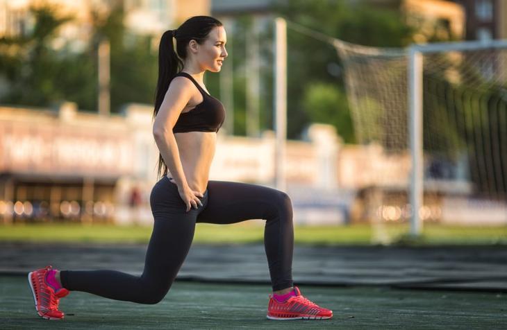 как накачать более сильные ноги