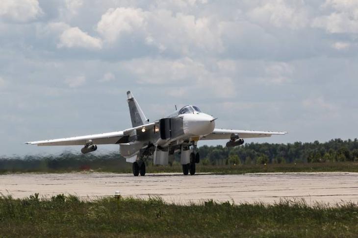 особенности выполнения посадки су-24