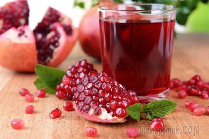 Продукты повышающие гемоглобин в крови