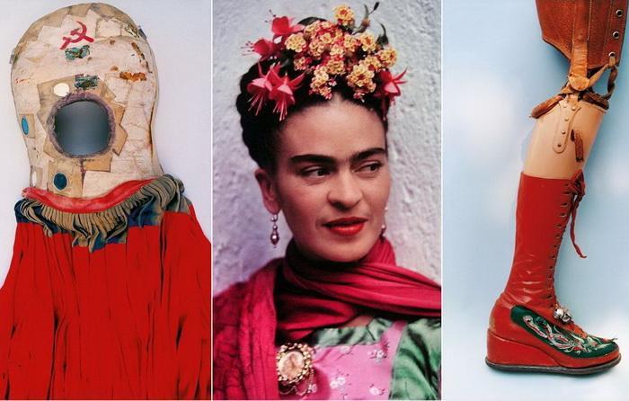 Наряды Фриды Кало: коллекция, которую скрывали 50 лет