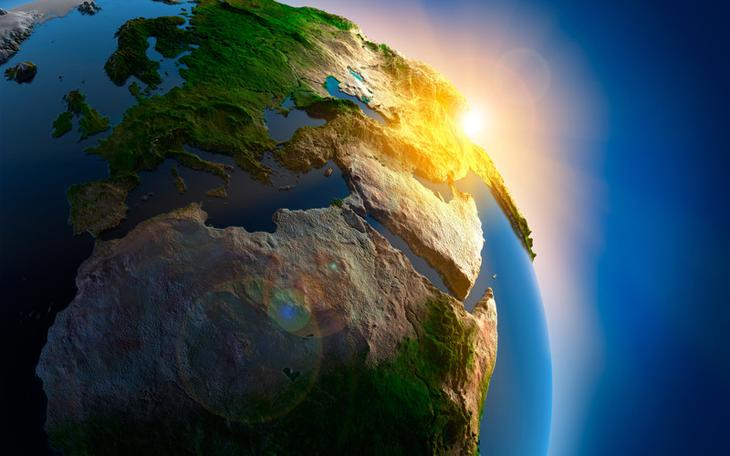 1. Планета Земля. космос, планеты, солнечная система, факты, чудеса