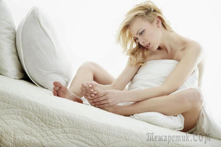 Спазм в мышцах ног