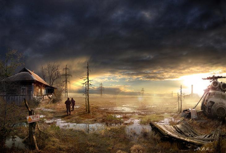 Дом на болоте loverme