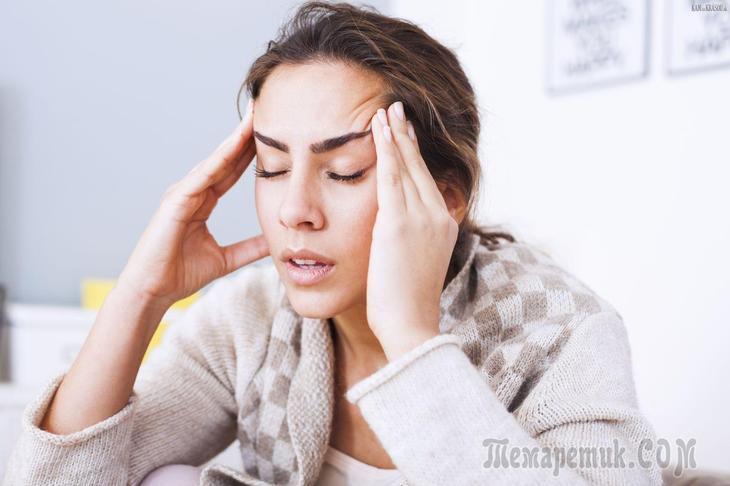 Почему болит голова после семечек