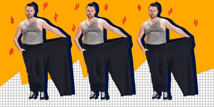 Как я сбросил 18 кг после 50 лет и что делать, если вы тоже хотите похудеть
