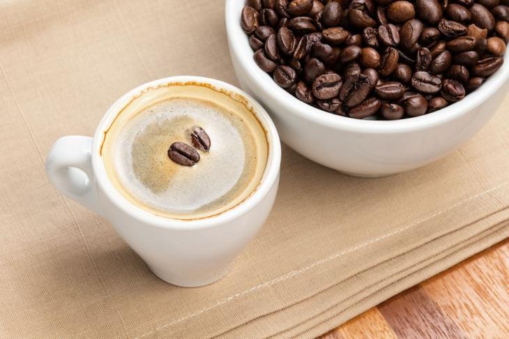 Натуральный кօфе