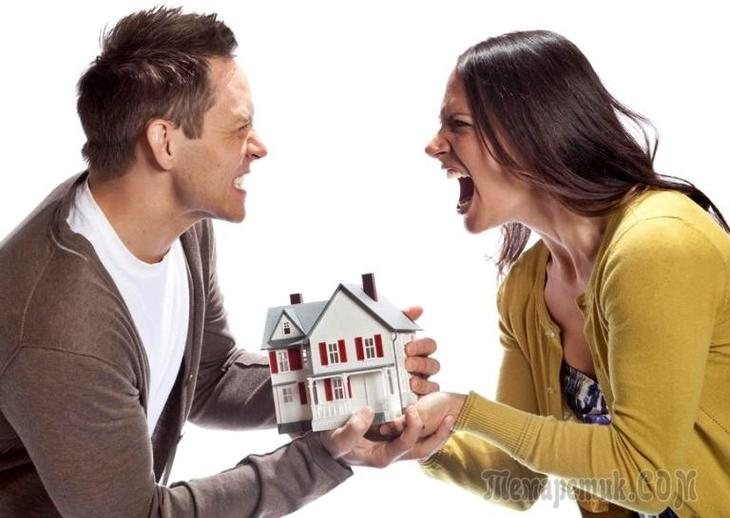 Как делится при разводе квартира в ипотеку взятая до брака