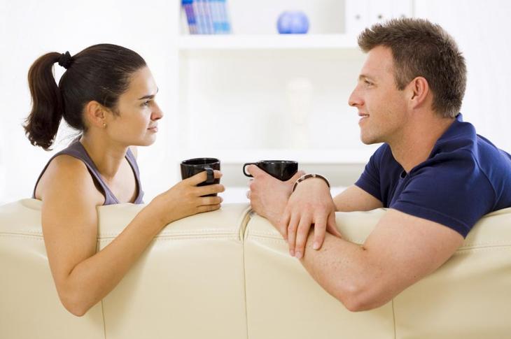 Развитие отношений с девушкой