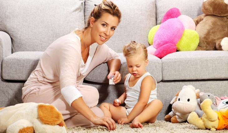 Помещения с обилием текстильных аксессуаров - фактор №3, вредящий здоровью легких