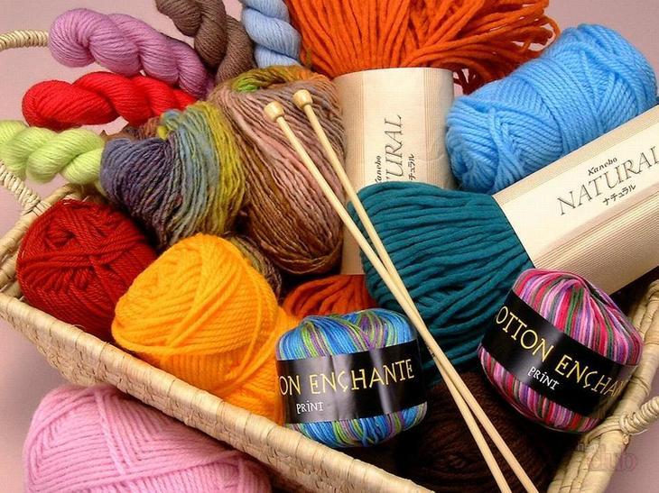 Все, что необходимо для вязания