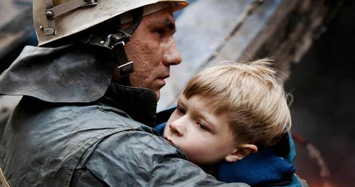 Три правила выживания при пожаре - это должны знать ваши дети!