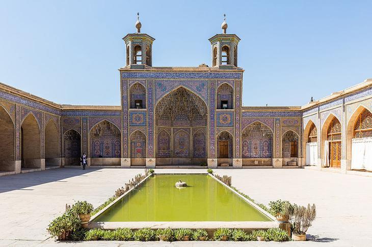 Мечеть Насир оль-Мольк