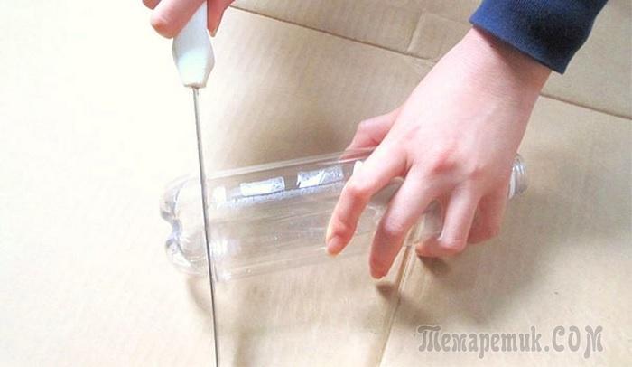 8 идей из ненужных пластиковых бутылок, которые стоит воплотить в жизнь