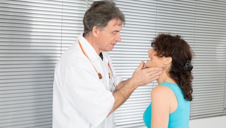 Проверка состояния щитовидной железы