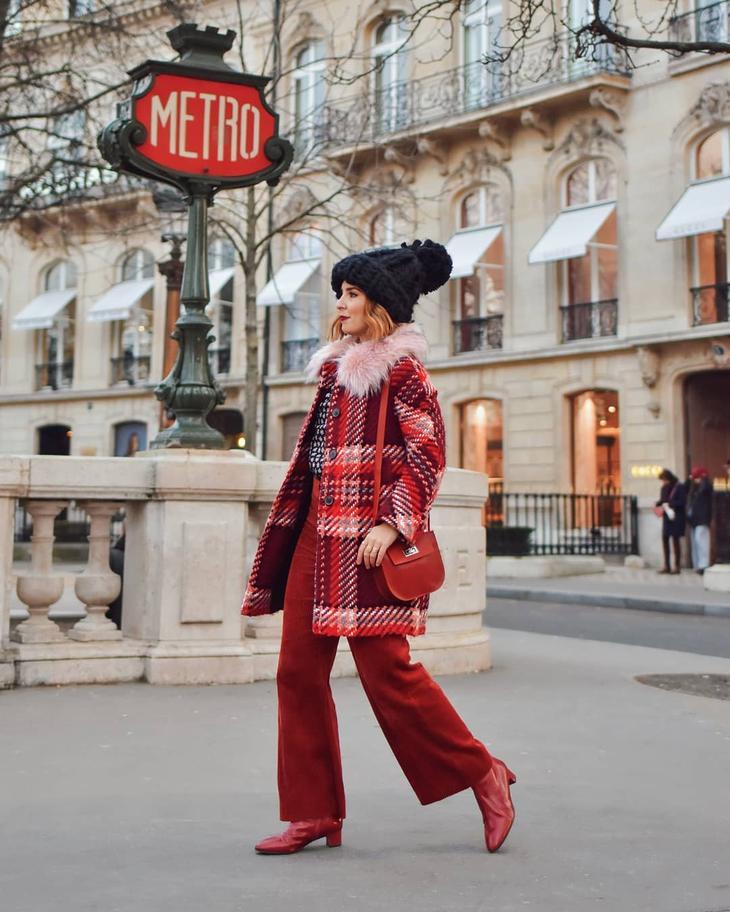 модные луки зимы 2020 для женщин 40-50 лет фото 7