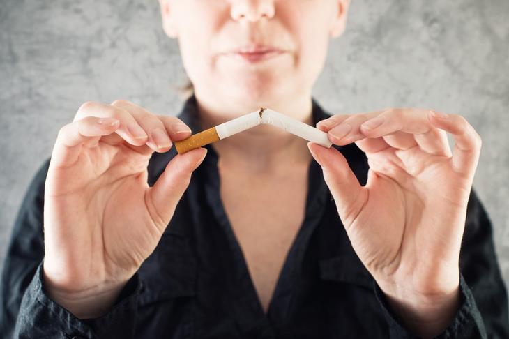 Привычка курить