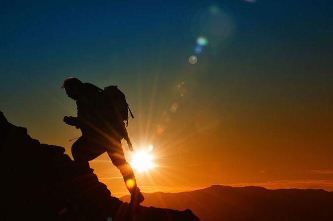 Сонник подняться в гору и обозревать вид