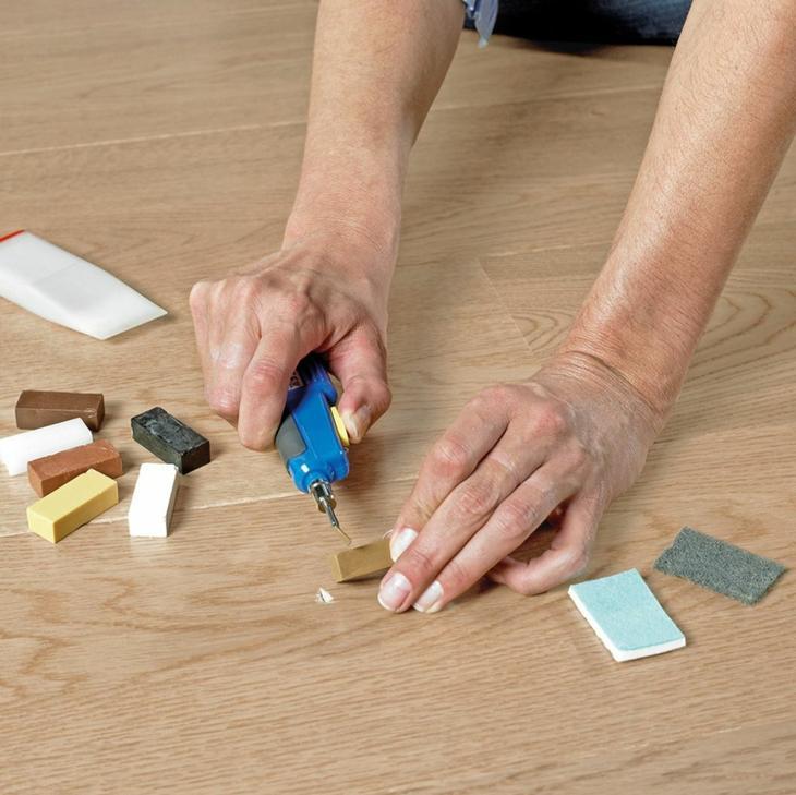 Восстановление и ремонт ламината: советы по царапинам, отверстиям и другим повреждениям напольного покрытия