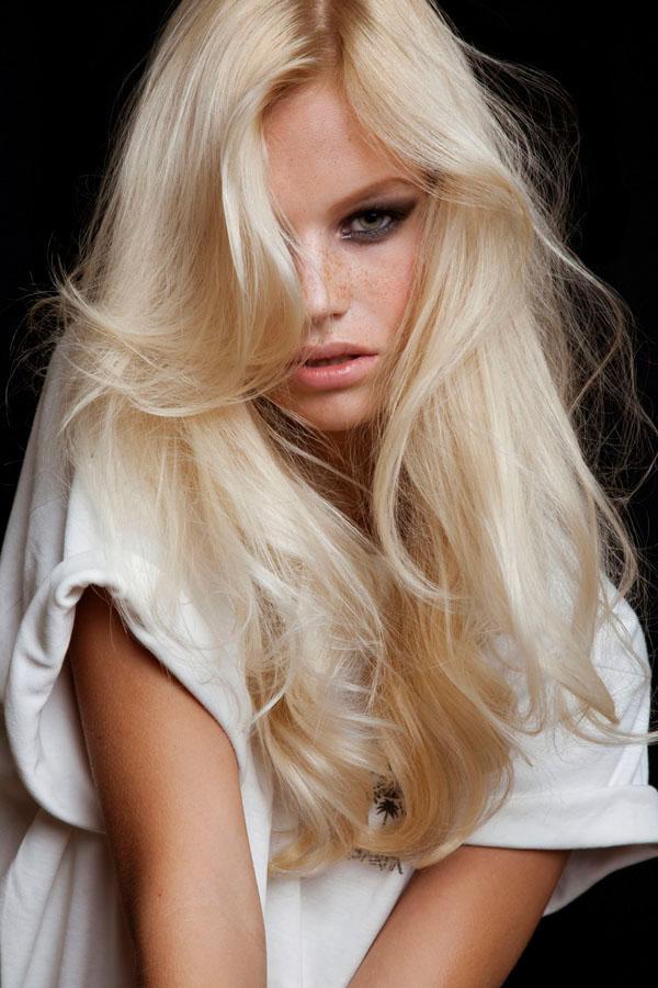 Уход за обесцвеченными волосами - Уход за волосами